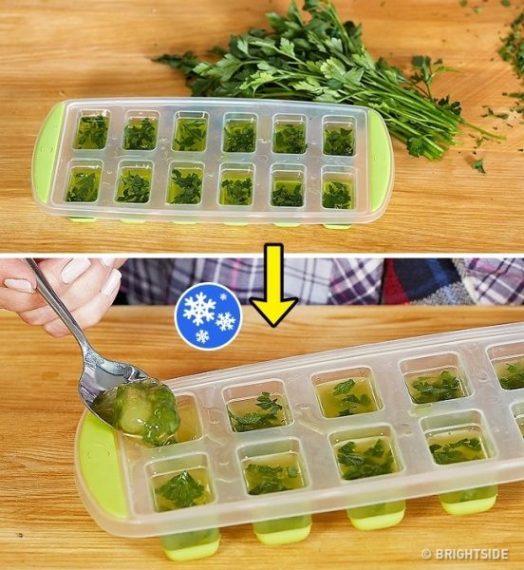 In questo modo è possibile conservarlo per molto tempo e usarlo quando occorre. Aggiungendo qualche erba, sarà anche aromatizzato