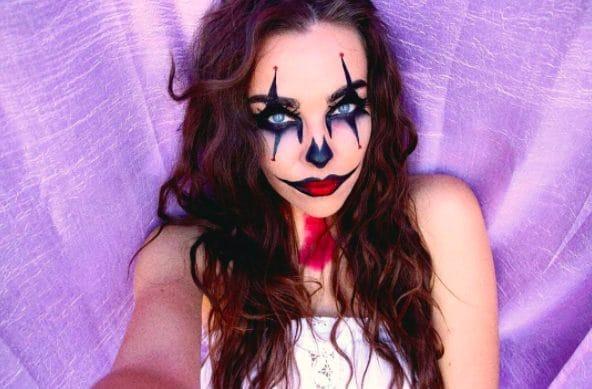 c06c3a22e6c4 10 idee per il trucco di Halloween 2017