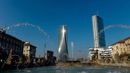 Milano, nella Torre Generali di Zaha Hadid a CityLife