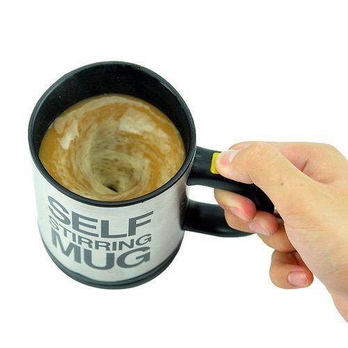 Non c'è più bisogno del cucchiaino per caffè o cappuccino