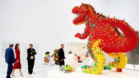Immagine esclusive dalla Lego House, la casa più unica al mondo