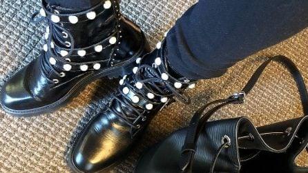 #ZaraBoots: gli stivaletti con le perle di Zara sono virali