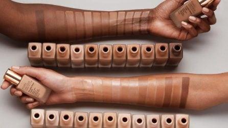 I fondotinta per le pelli scure