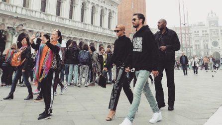Il viaggio a Venezia di Sofia Richie