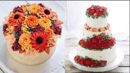 15 fantastiche torte: opere d'arte per occasioni speciali