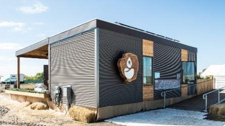 Le 11 case ad energia solare più innovative del 2017