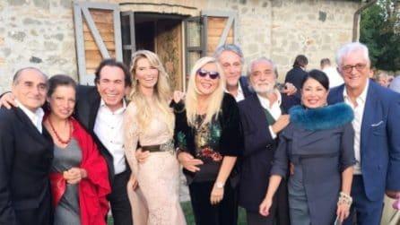 Le foto delle nozze di Andrea Roncato e Nicole Moscariello