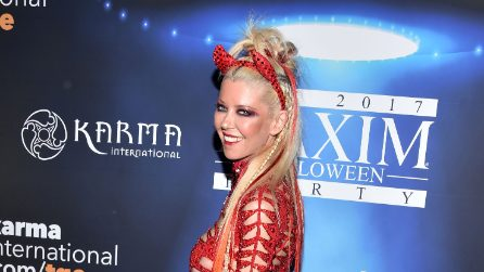 Le star al Maxim Halloween Party