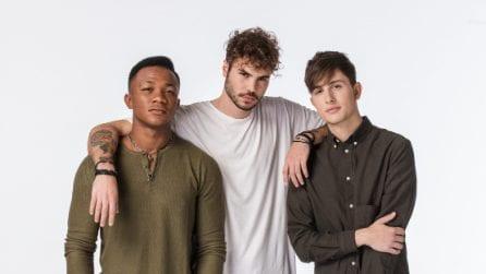 Le foto degli Under Uomini di X-Factor