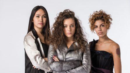 Le foto delle Under Donne di X-Factor 2017