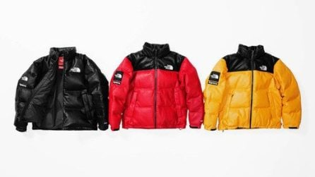 I prezzi della capsule collection The North Face x Supreme