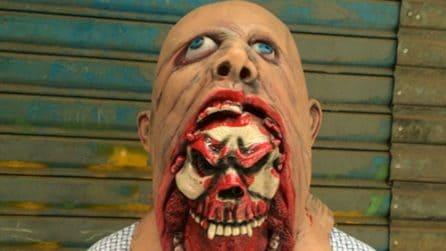 20 terrificanti maschere di Halloween