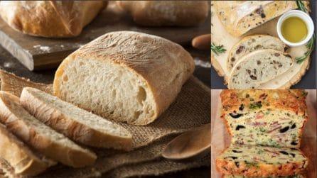 11 modi di preparare il pane: la sua bontà unita a diversi sapori
