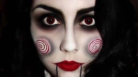 I make up di Halloween ispirati ai film