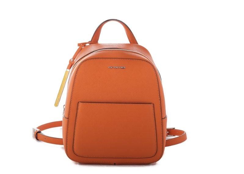 L'accessorio arancio color zucca