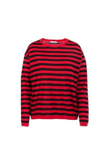 """Il maglione rigato per un look da """"Freddy Krueger"""