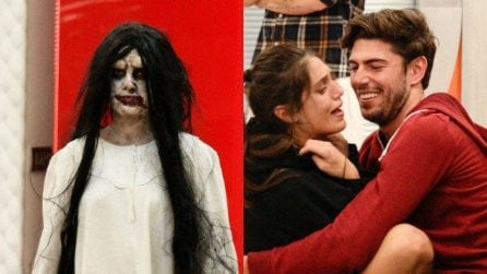GF Vip, la bambina fantasma terrorizza Cecilia Rodriguez