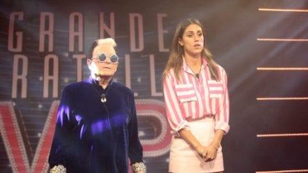 Il look di Cecilia Rodriguez per la nona puntata del GF Vip