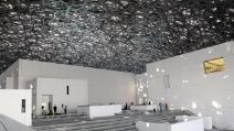 Anche Abu Dhabi ha il suo Louvre
