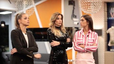 Ivana Mrazova ricicla ancora il look di Cecilia Rodriguez