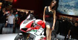 La Panigale V4 di Ducati debutta ad EICMA 2017