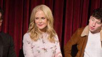 Il nuovo look di Nicole Kidman