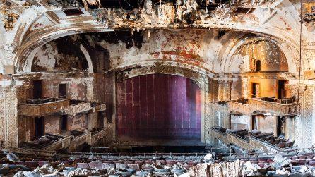 L'America che non c'è più: i 12 teatri e cinema abbandonati più suggestivi del paese