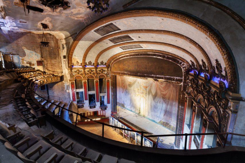 Questo teatro di Birmingham, in Alabama, fu inaugurato il 14 gennaio 1914, con 1.583 posti a sedere.
