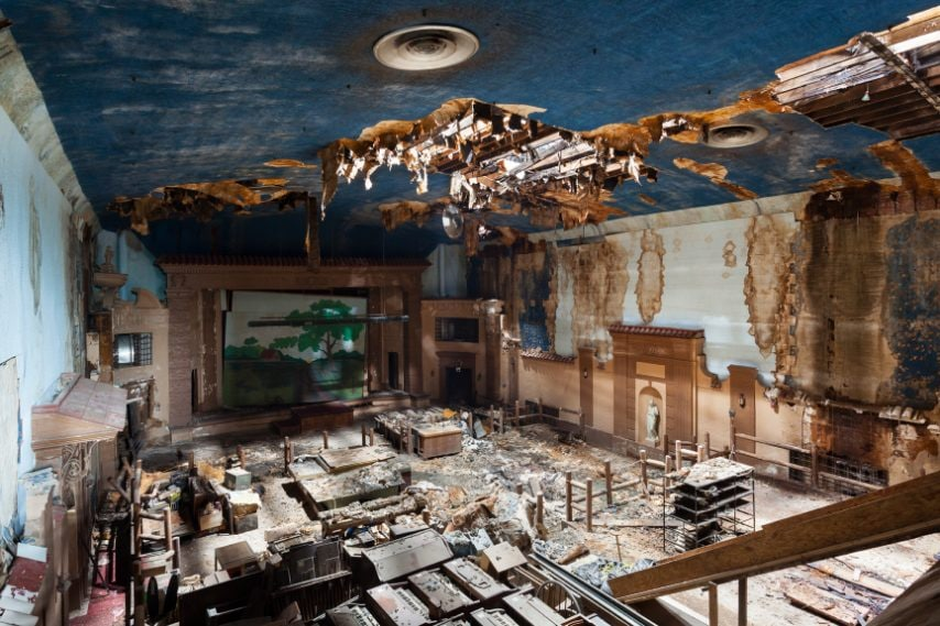 L'ultimo proprietario, Sky Spencer, che lo acquistò nel 1986, provò a trasformarlo in uno studio di registrazione.