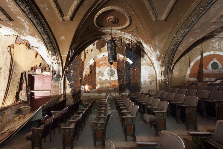 E' oggetto da anni di una campagna che punta al suo restauro.