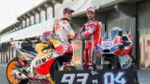MotoGP, Marquez vs Dovizioso: il titolo si decide a Valencia