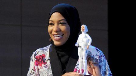 La prima Barbie con lo hijab