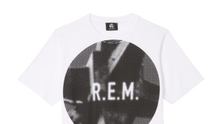 La capsule collection dedicata ai R.E.M. di Paul Smith