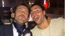 Le foto dell'amicizia tra Luca Onestini e Raffaello Tonon