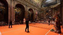 Da chiesa sconsacrata a campo da tennis: l'incredibile trasformazione a Milano