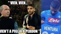 Insigne segna un gran gol e tutti si scagliano contro Gian Piero Ventura
