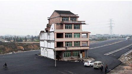 Le 5 Nail House più sorprendenti al mondo
