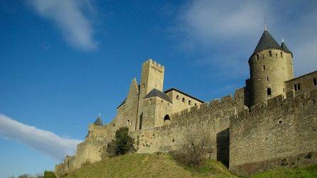 Carcassonne, un suggestivo tuffo nel Medioevo