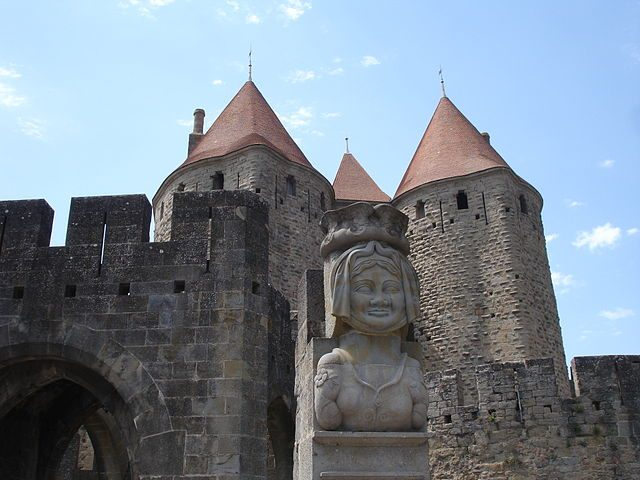 https://commons.wikimedia.org/wiki/File:France_cite_carcassonne_dame_carcas.jpg