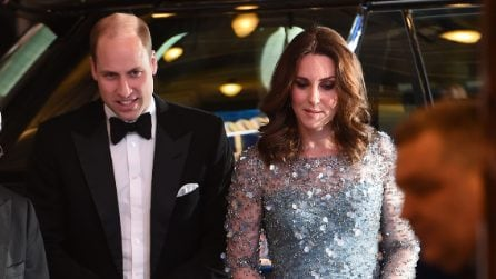 "Kate Middleton incinta in versione Elsa di ""Frozen"""