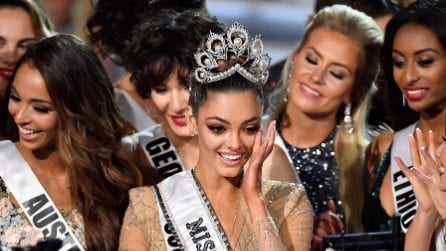 Demi-Leigh Nel-Peters vince Miss Universo 2017
