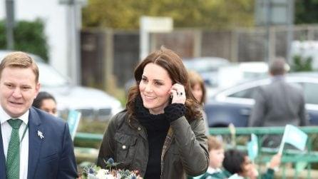 Kate Middleton ricicla gli stivali per la quinta volta