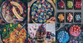 10 piatti colorati da servire: idee vegane fantasiose