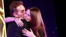 Daniele Bossari incontra sua figlia Stella prima di vincere il GF Vip 2017