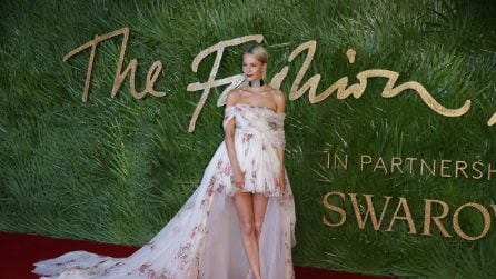 Chi ha vestito chi ai Vogue Fashion Awards 2017