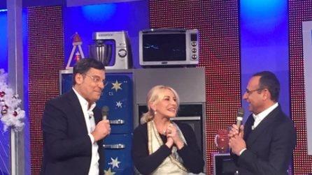 """Fabrizio Frizzi torna in tv a """"La prova del cuoco"""""""