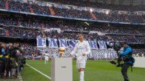 Ronaldo festeggia il 5° Pallone d'Oro, Real batte Siviglia