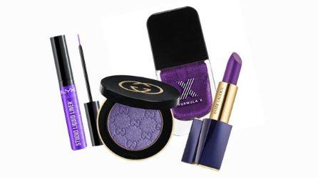 Ultra violet: 10 cosmetici con il colore dell'anno