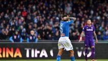 Serie A, le immagini di Napoli-Fiorentina