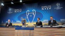 Champions, il sorteggio degli ottavi: Juve-Tottenham, Roma-Shakhtar